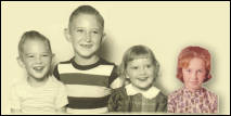 Argus and Vera Eubanks Children